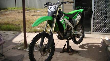 250 KXF gd condition Bull Creek Melville Area Preview