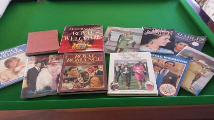 'ROYAL HOUSE OF WINDSOR' BOOK COLLECTION Townsville Region Preview