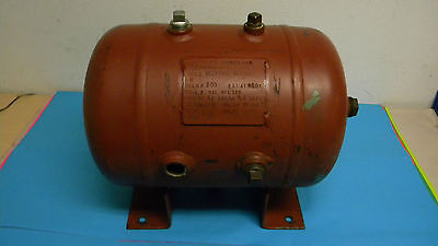 Brunner Eng 4.7 Gallon Horizontal Compressed Air Tank