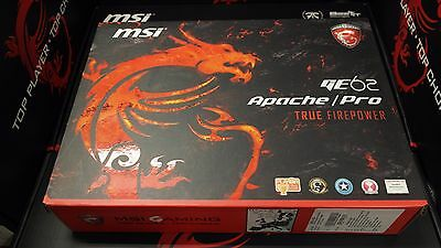 "MSI 15.6"" Gaming GE62 Apache Pro-004 i7-6700HQ (2.6 GHz) GTX960 +16GB+1TB+W10"