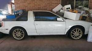 1987 Nissan EXA SR20DET Highfields Toowoomba Surrounds Preview