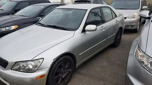 2002 Lexus IS 300 - Leather & Suede Interiors, 2JZ Motor
