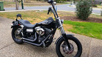 SELL 2008 HARLEY street bob 1600cc Redbank Plains Ipswich City Preview