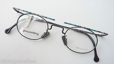 Chai coole Balkenbrille Brillen hochwertige Markenfassung ausgefallen Grösse M