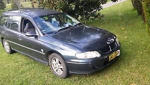 2001 Holden Commodore Wagon Moruya Eurobodalla Area Preview