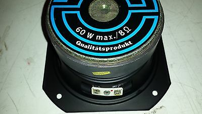 MONACOR MS-130 80 Watt 94db nagelneu OVP aus Sammlerhand