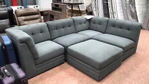 Fauteuil 5 Pièces Home Emerald Furnishing NEUF -35%