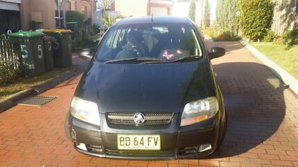 Holden barina 2007 Elderslie Camden Area Preview