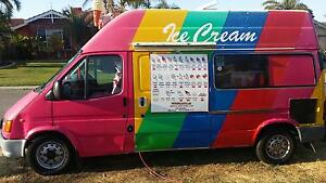 Ice cream van for sell Perth Perth City Area Preview