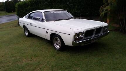 Chrysler Charger Valiant Charger Australian Muscle Car Not Monaro Calamvale Brisbane South West Preview