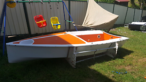 Sailing boat hull 12ft suitable for runabout Wollongong Wollongong Area Preview