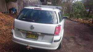 2005 Holden Astra Wagon Vincentia Shoalhaven Area Preview