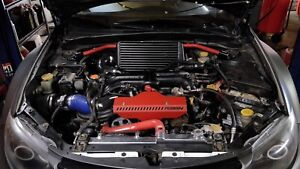 Selling a process west top mount intercooler