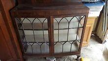 Antique Display Case DECEASED ESTATE Wishart Brisbane South East Preview