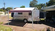Windsor Rapid 2007 Pop Top -  Heavy Duty Offroad with Ensuite Alfred Cove Melville Area Preview