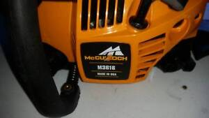 Mccullock  M 3616    CHAINSAW  16 INCH BAR Kambah Tuggeranong Preview