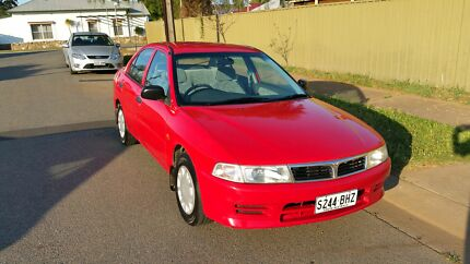 2001 CE2 Lancer, 101k, auto, aircon, airbags, 4 dr, central lock Cheltenham Charles Sturt Area Preview