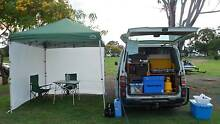 2001 Mitsubishi camper van with blue safety slip NSW Paddington Eastern Suburbs Preview