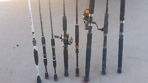Fishing rods Emerald Central Highlands Preview