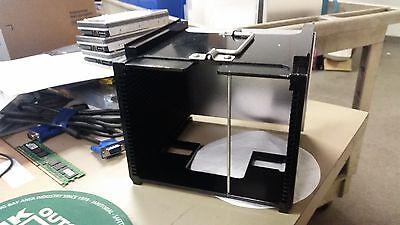 Perfection 21 Slot Metal Wafer Carrier Black Ffm-4039-01