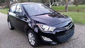 2013 Hyundai i20 Elite - Auto - 105,000km - REG+RWC - Very Clean! Coburg North Moreland Area Preview
