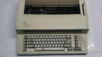Ibm Wheelwriter1000 Personal 1000 Typewriter Great Shape