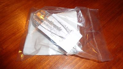 Genuine Medtronic Minimed Clear Belt Clip For Paradigm Or 530G 7 Series Pump