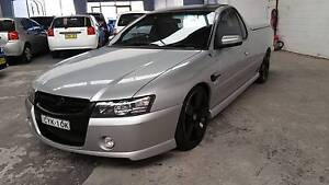 2004 Holden Commodore VZ SS Ute 5.7L V8 6 Speed Manual Waratah Newcastle Area Preview