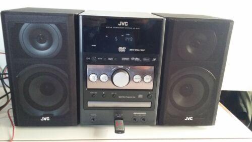 JVC CA-UXG48 MICRO HIFI