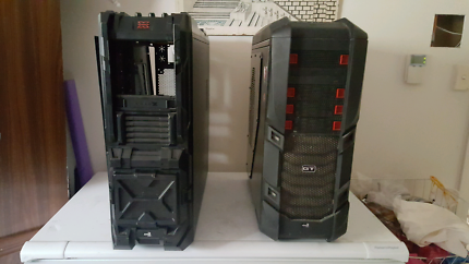 Gt and Omni empty desktop computer in good condition