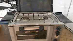 Camping oven and stove  lpg gas Merrylands Parramatta Area Preview