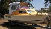 Boat Haines Hunter 5.2m Maryborough Fraser Coast Preview