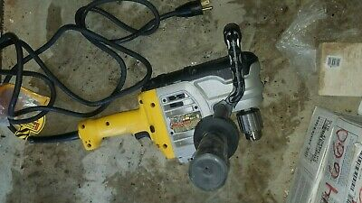 New Dewalt 12 Vsr Stud And Joist Drill W Clutch Low Speed Only Dwd450 Corded