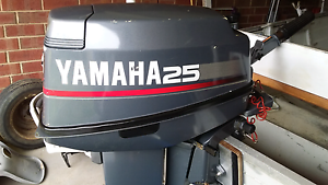 25HP Yamaha Outboard Windsor Gardens Port Adelaide Area Preview