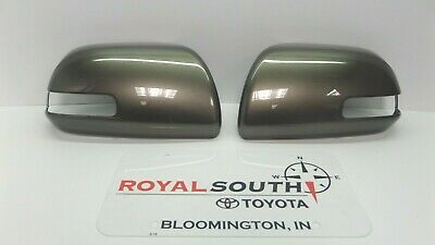 Toyota Tacoma 16-17 Driver Side 1G3 Outer Mirror Cover W// TS Genuine OEM