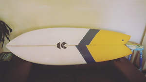Haydn Lewis Keel Deal Fish Surfboard Sydney City Inner Sydney Preview