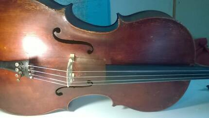 Very old german cello, gorgeous tone