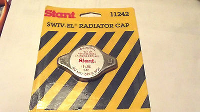 1 STANT#11242=10242 IF IN BOX,NEW RADIATOR CAP 16LBS PRESSURE,MADE IN JAPAN.1.5.