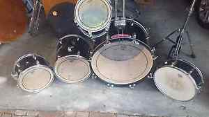 5 piece drum with symbals West Ryde Ryde Area Preview