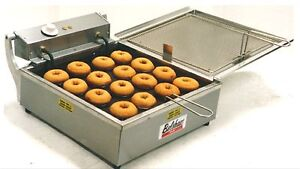 Commercial BELSHAW Countertop  Electric Fryers... Donuts ,