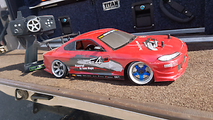 Team magic rc awd drift nissan s15 remote control Point Cook Wyndham Area Preview