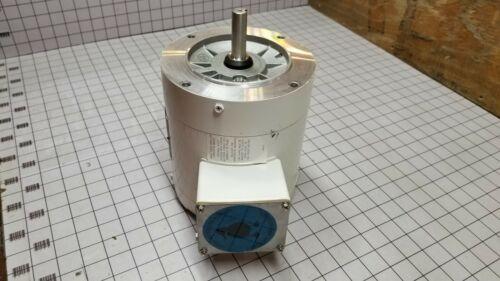 Leeson 113649.00 Washguard Motor C6T17VC5H 1/4 HP 3ph 1725rpm 56c frame NEW