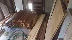 Hardwood timber Narraweena Manly Area Preview
