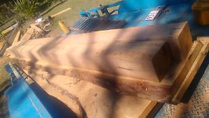 Hardwood posts Blackbutt 150mmx150mm Tewantin Noosa Area Preview