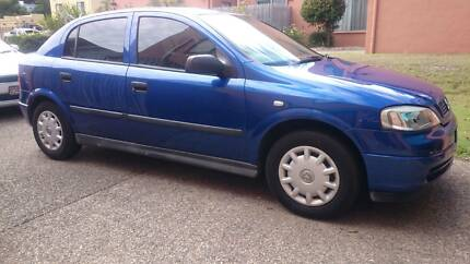QUICK SALE 2005 Holden Astra Hatchback LADY OWNER Beenleigh Logan Area Preview