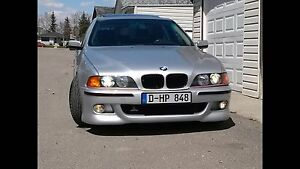 2001 BMW 528i super low km