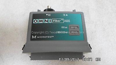 Microtest 2950-4002-04 Omnifiber Mm Module 850nm 13001310nm
