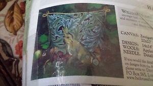 "New ""William Morris"" Needlepoint Set"