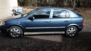 Holden Astra CD 2001 Mandurang Bendigo City Preview