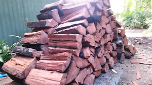 Firewood quality dry jarrah delivered free and stacked! Kalamunda Kalamunda Area Preview